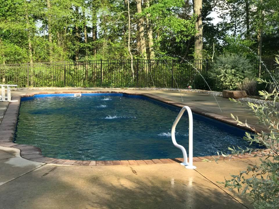 Swimming Pool Maintenance In New Jersey Clear Water Pool