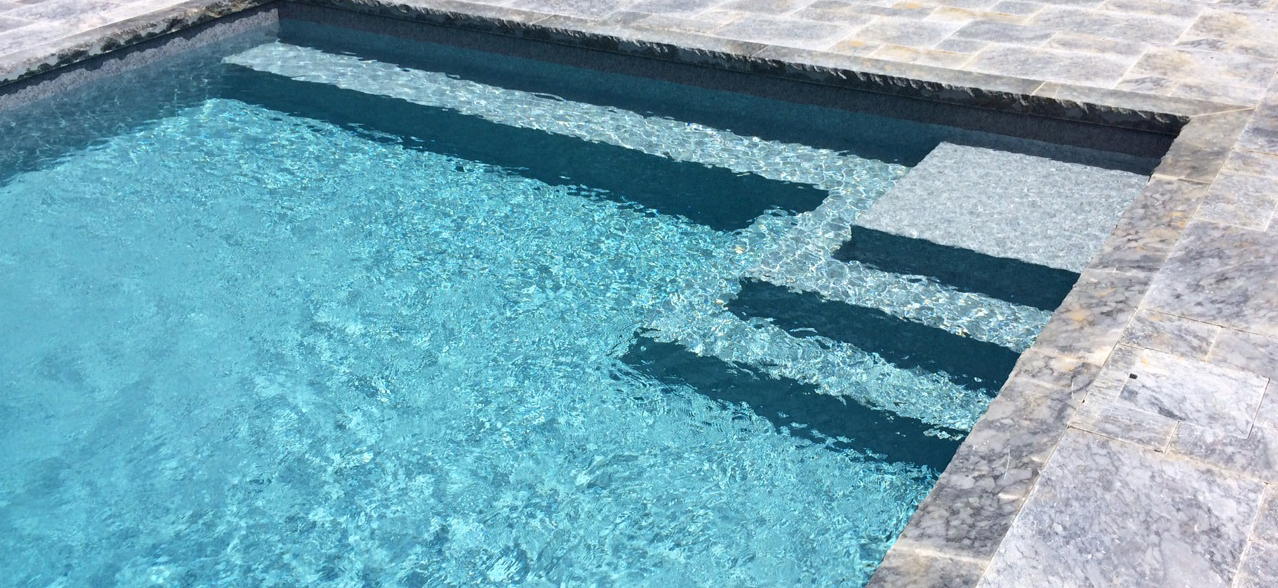 NJ inground pool by Clear Water Pool Services LLC.